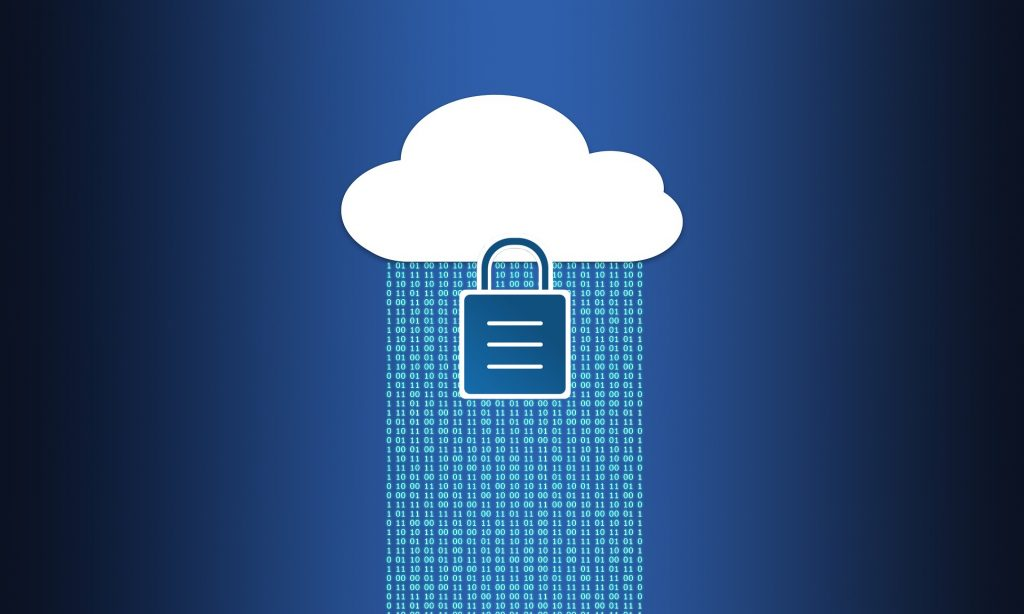 cloud security storage